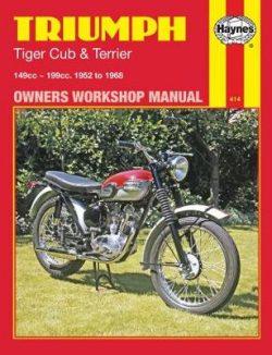 Triumph Tiger Cub & Terrier 149cc-199cc 1952-1968 Repair Manual