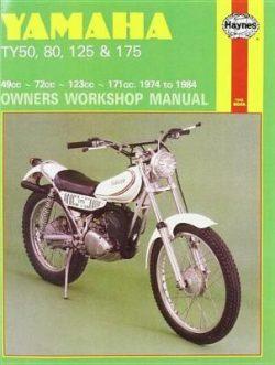 Yamaha Ty50, 80, 125 & 175 (74 – 84)