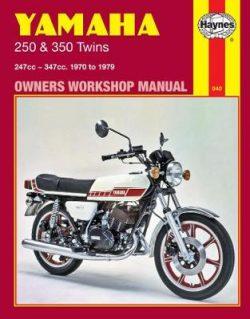Yamaha 250 & 350 Twins (70 – 79)