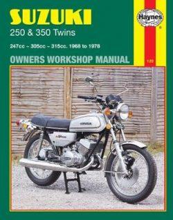 Suzuki 250 & 350 Twins (68 – 78)