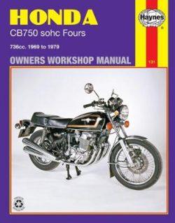 Honda CB750 Sohc Four (69 – 79)