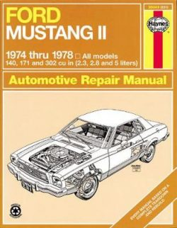Ford Mustang II (74 – 78)
