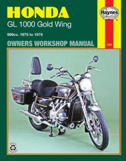 Honda Gl1000 Gold Wing (75 – 79)