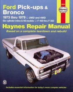 Ford Pick-Ups & Bronco (73 – 79)