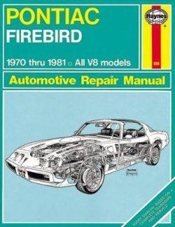 Pontiac Firebird (70 – 81)
