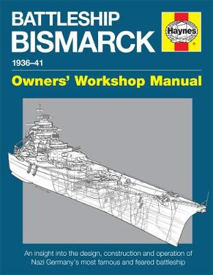 Battleship Bismarck Manual: 1936-41