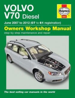 Volvo V70 Diesel (June 07 – 12) 07 To 61
