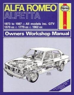 Alfa Romeo Alfetta: 1973-87