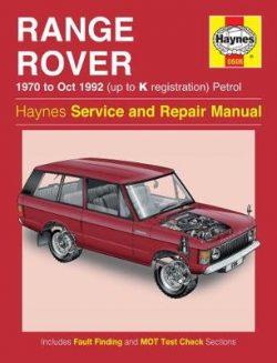 Range Rover V8 Petrol: 70-92