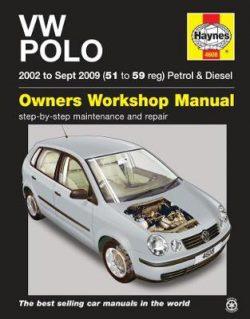 VW Polo Petrol & Diesel (02 – Sep 09) 51 To 59