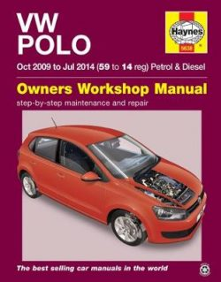 VW Polo Petrol And Diesel (Oct 09 – Jul 14) 59 To 14
