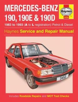 Mercedes-Benz 190 Service And Repair Manual