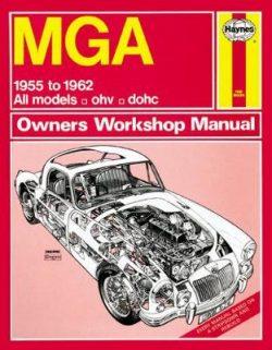Mga Owner's Workshop Manual