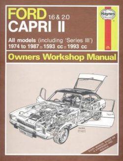 Ford Capri II & III