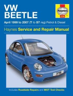 VW Beetle Petrol & Diesel Service And Repair Manua