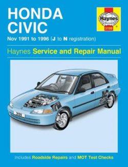 Honda Civic 91-96