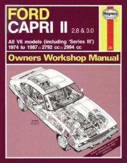 Ford Capri 2.8 & 3.0