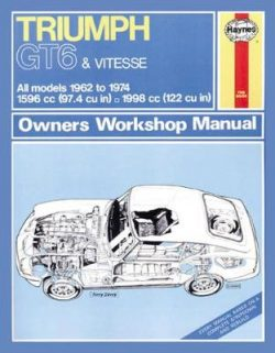 Triumph Gt6 & Vitesse