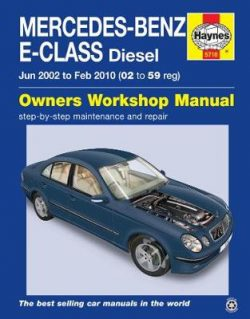 Mercedes-Benz E-Class Diesel (Jun '02 – Feb '10) 02 To 59