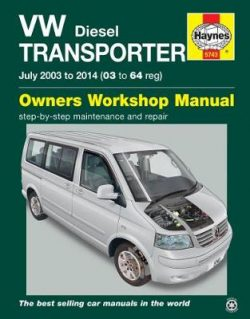 VW Transporter Diesel (July 03 – 14) 03 To 64