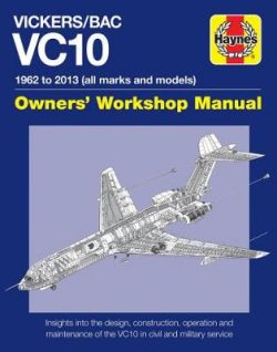 Vickers/Bac Vc10 Manual: All models and variants
