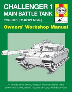 Challenger 1 Main Battle Tank: from 1983 to 2000 (Model FV4030/4)