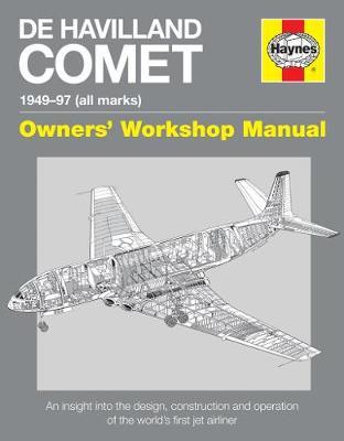 De Havilland Comet Manual: Insights into the design, construction and operati