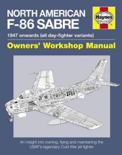 North American F-86 Sabre Manual