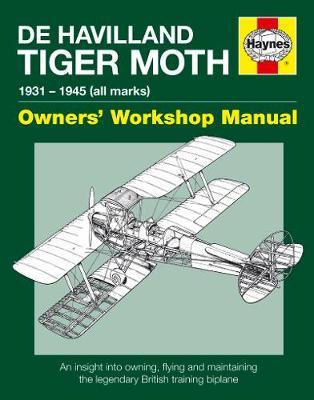 De Havilland Tiger Moth Manual Pb