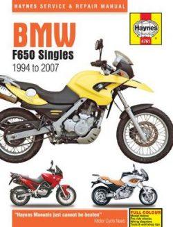 BMW F650 Singles (94-07)