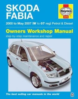 Skoda Fabia Petrol & Diesel ('00-May '07) W To 07