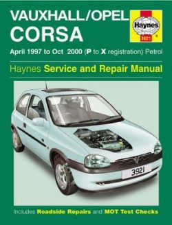 Vauxhall / Opel Corsa