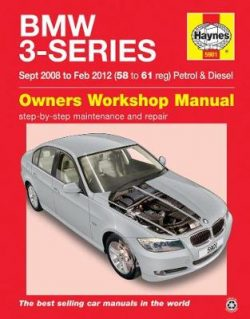 BMW 3-Series (Sept '08 To Feb '12) 58 To 61