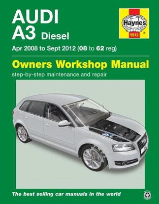 Audi A3 (Apr '08 – Sept '12) 08 To 62