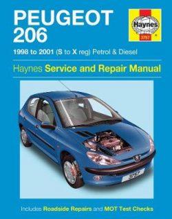 Peugeot 206 1998-2001 Repair Manual