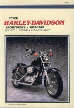 H-D Sportsters 59-85