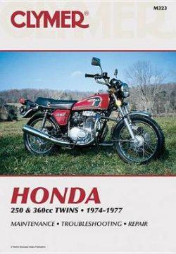 Honda 250 & 360cc Twins 74-77