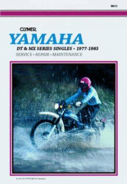 Yam Dt & Mx Series Sngls 77-83