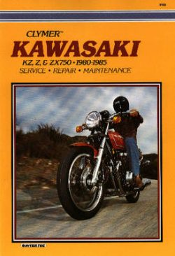 Kaw KZ Z & ZX750 80-85