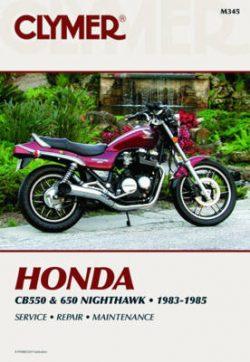 Honda CB550 & 650 83-85