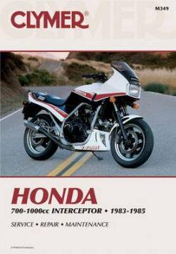 Honda 700-1000cc Intrceptr 83-85