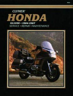 Honda Gl1200 84-87