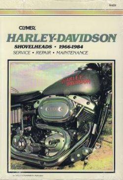 H-D Shovelheads 66-84