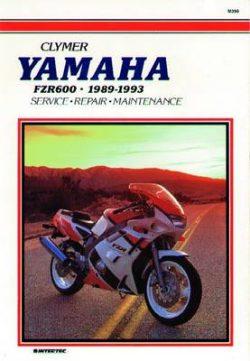 Yam Fzr600 89-93