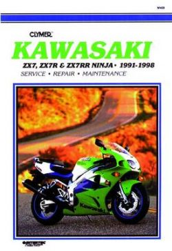 Kaw ZX& Ninja 91-98