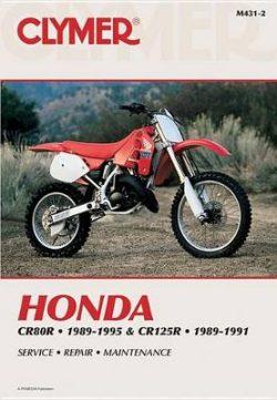 Honda CR80R & CR125R 89-96