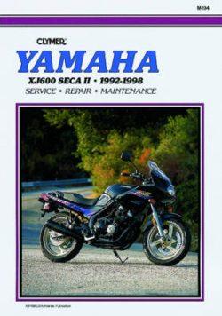 Yam XJ600 Seca II 92-98