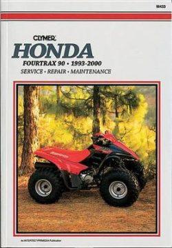 Honda 4-Trax 90 ATV 1993-2000