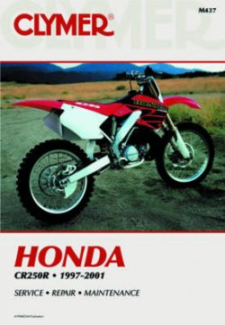 Honda CR250 1997-2001
