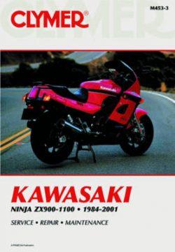 Clymer Kawasaki Ninja ZX900-1100